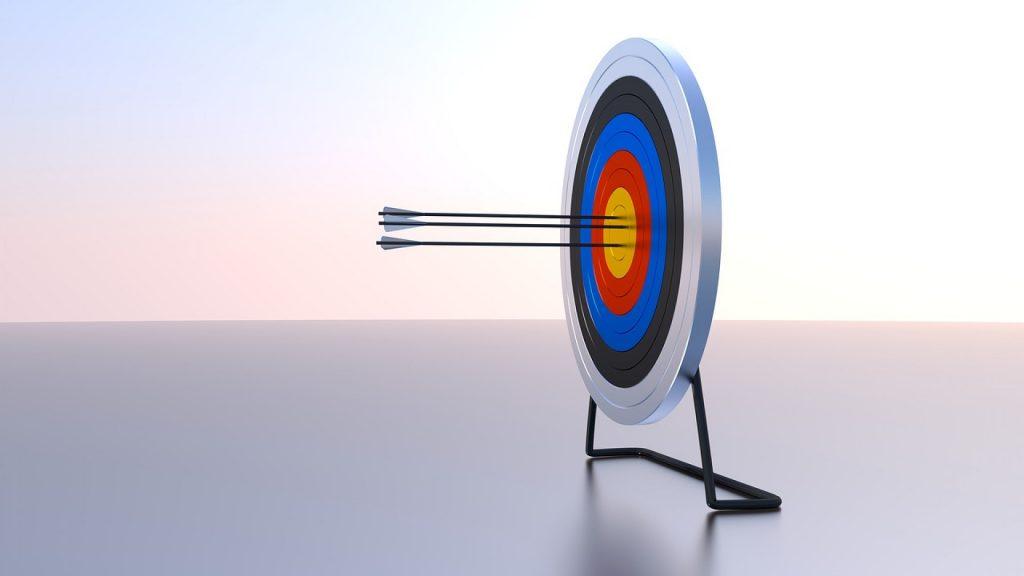 Quels sont les critères de choix des cibles au tir sportif ?